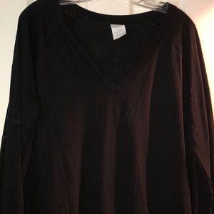 Victoria secret pink long sleeve shirt